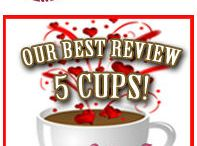 Thriller Reviews - 5 CUPS / Books that receive Coffee Time Romance & More's Highest Rating. 5 CUPS!