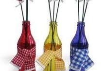 Decoração  / ideias para economizar na hora de decorar a casa