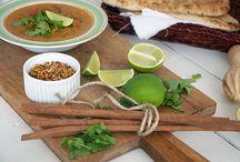 Lunch & Dinner / Lunch and dinner recipes  ❥ opskrifter på frokost og aftensmad