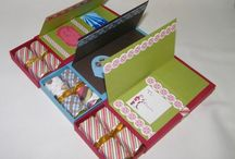 Gift card holders / by Judy Ginther