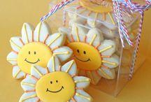 kurabiye çiçek 4