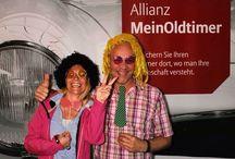 Fotobox sorgt für Besucheransturm im Allianz Büro Münster #knipskugel #fotomarketing #fotobox #münster