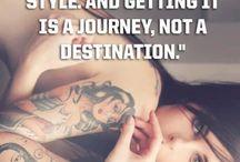 best fuckin' friends tattoos / by Amanda Greenhill