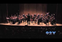 Concert Videos / The 92Y Concerts video archive, for your enjoyment on Pinterest | http://92Y.org/Concerts / by 92nd Street Y 92Y.org
