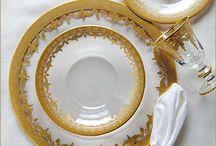 Beautiful Italian Dinnerware / Still made in Italy!