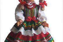 poupées du monde