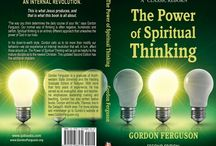 The Power of Spiritual Thinking 2nd Ed. / What do you think of these Cover ideas