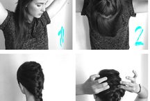 trenzas / by Tete