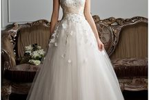 Stunning Dresses and Shoes