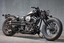 Cruisers / Bad ass motorbikes
