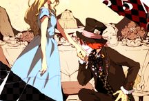 Alice X Mad Hatter
