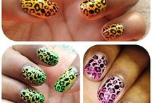 Nails / Nail art and nail polish.