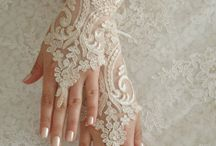 Gloves for the bride / by Three Cities Exceptional Hotels