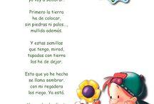 Poemas y poesías infantil