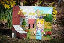 """Rise and Shine Book Launch / We're launching the book, """"Rise and Shine: A Tool for the Prevention of Childhood Sexual Abuse"""" by Carolyn Byers Ruch on April 1st, 2014. This board has everything you need to know!"""