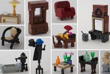 Mobili in lego