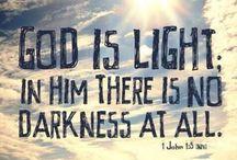 Światłość w ciemności świeci