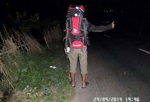 Traveling to Dieng / Whatever! I'm Backpacker. :)