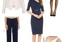 The Workwear Board / business casual, office and professional outfits ideas to boost your style.