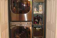 Laundry Room / by Claire Thornell Wilson