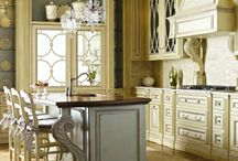 French Country Home / Romantic, elegant and feminine.