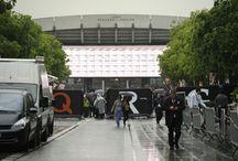 Dans les allées de Roland-Garros / Parce qu'il s'en passe, des choses, en dehors des courts du Stade Roland-Garros.