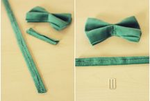 gravata borboleta / by Valeria Krelling