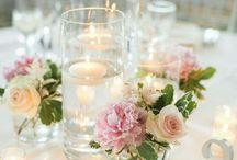 kvety na stol