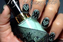 Nails and such / by Amanda Juetten