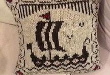Mom's Knitting