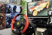 XboxOne The Crew Racing Wheel Gameplay  ザクルー ハンコンプレイ / XboxOne The Crew Racing Wheel Gameplay  ザクルー ハンコンプレイ   XboxOneの低価格ハンコン「Thrustmaster Ferrari 458 Spider Racing Wheel」を使用した「THE CREW ザクルー」アップデート後のストーリーミッションプレイです。フラフラボコボコ走っていきます。Xbox One Thrustmaster Ferrari 458 Spider Racing Wheel - THE CREW Gameplay   ▼ Mission before an update  アップデート前のミッションプレイ  http://goo.gl/ndNGZL  ▼ The Crew Racing Wheel Gameplay  アップデート後のハンコンプレイ  https://goo.gl/LDpfn4