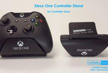 The Coolest Xbox Swag / Marketing Instincts creates the coolest Xbox swag and Xbox Controller Stands!