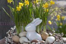 Пасха и весна