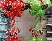 Natale balloon