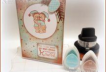 "Anna Gretha design ""Kerst Knuffels"""
