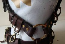 Steam Punk belt