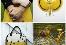 All things Yellow!