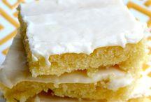 Recipe suggestion & Desserts