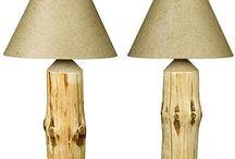 Pine Log Furniture Collection