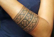 geo tattoo
