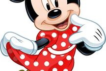 mickey & Minnie Mouse + More