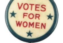 Votes for Women / Items from the Library of Virginia related to Women's Suffrage and the passing of the 19th Amendment. / by Library of Virginia