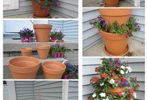 Paisagismo / Flores, Plantas, projetos, moveis de exterior