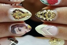 Nails-Disney