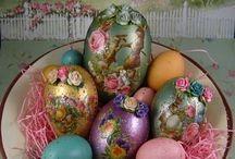 húsvéti tojàsok
