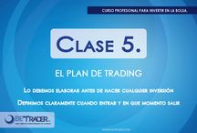 Clase 5 / El Plan de Trading / by BetraderMx