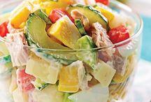 THON - Salade