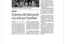 #aspassoconidinosauri 11 maggio 14 #msnFI / Dino Day