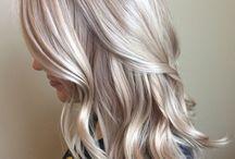 Волосы....