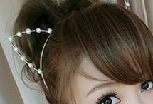 Lovely Cat Ears Headbands <3